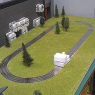 Supraleiterbahn VI