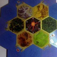 Spielplatten zusammenfügen, magnetische Zähltafel