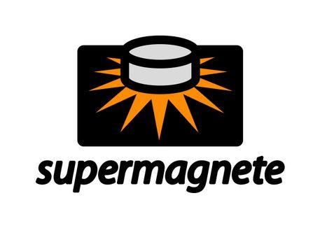 Il nuovo logo di supermagnete