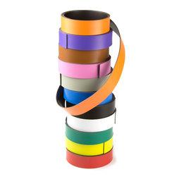MT-20, Cinta magnética de colores 20 mm, para rotular y cortar, rollos de 1 m