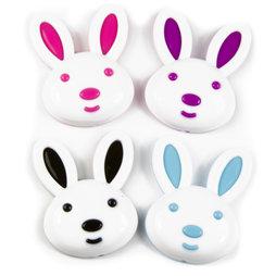 SALE-089, Bunny, imanes de nevera con forma de conejito, 4 uds.