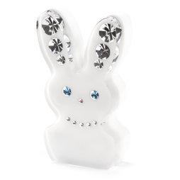 LIV-93, Diamond Rabbit, imán de nevera «Conejito», con cristales Swarovski