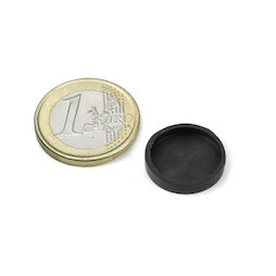 PAR-17, Rubber caps Ø 17 mm, to protect surfaces
