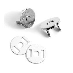 CLA-14, Cierre magnético para bolso pequeño, botones magnéticos, Ø 14,5 mm