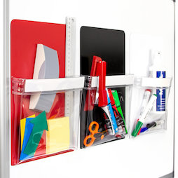 MP-A4, Funda magnética A4, para oficinas y talleres, formato A4