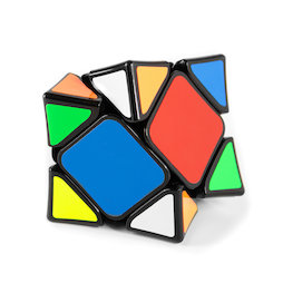 TG-CUBE-04, Cubo de Rubik Skewb, cubo de Rubik magnético, Wingy Skewb de QiYi