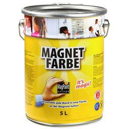 Pintura magn tica 5 litros suficiente para 10 metros - Pintura magnetica precio ...