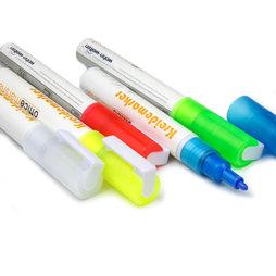 Rotuladores de tiza de colores para pizarras magn ticas - Pintura magnetica precio ...