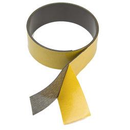 MT-40-STIC, Cinta magnética adhesiva ferrita 40 mm, cinta magnética autoadhesiva, rollos de 1 m / 5 m / 25 m