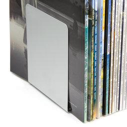 M-BOOK, Sujetalibros magnético, de metal, 2 uds., en diferentes colores