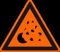 Fragmentos metálicos